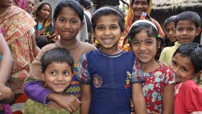 Dinajpur lokalsamfundsbaseret rehabiliteringsprojekt