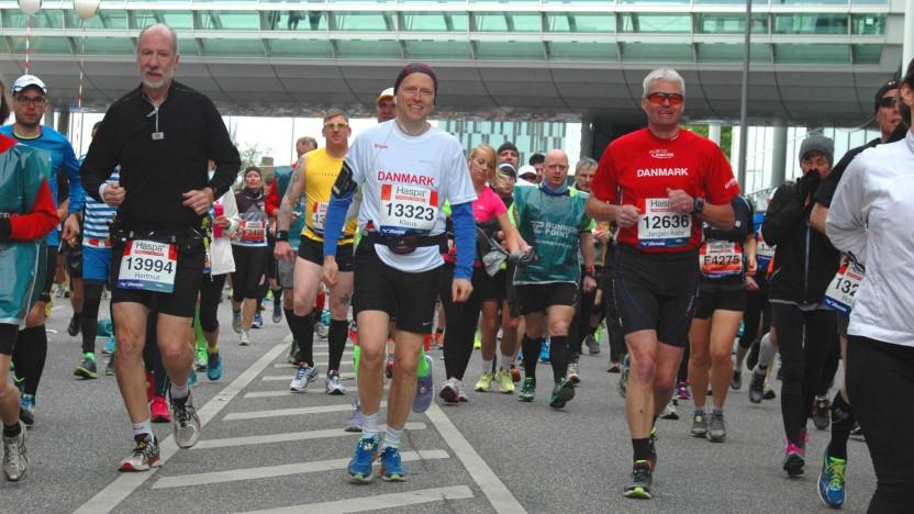 Sponsor Klaus' Marathon
